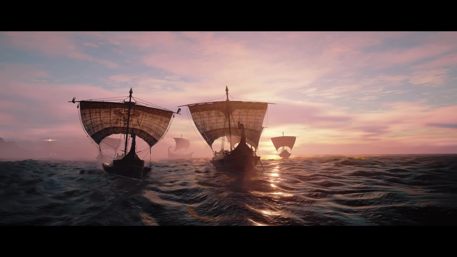 Assassins Creed Origins Gameplay And Trailer From E3 Feed4gamers