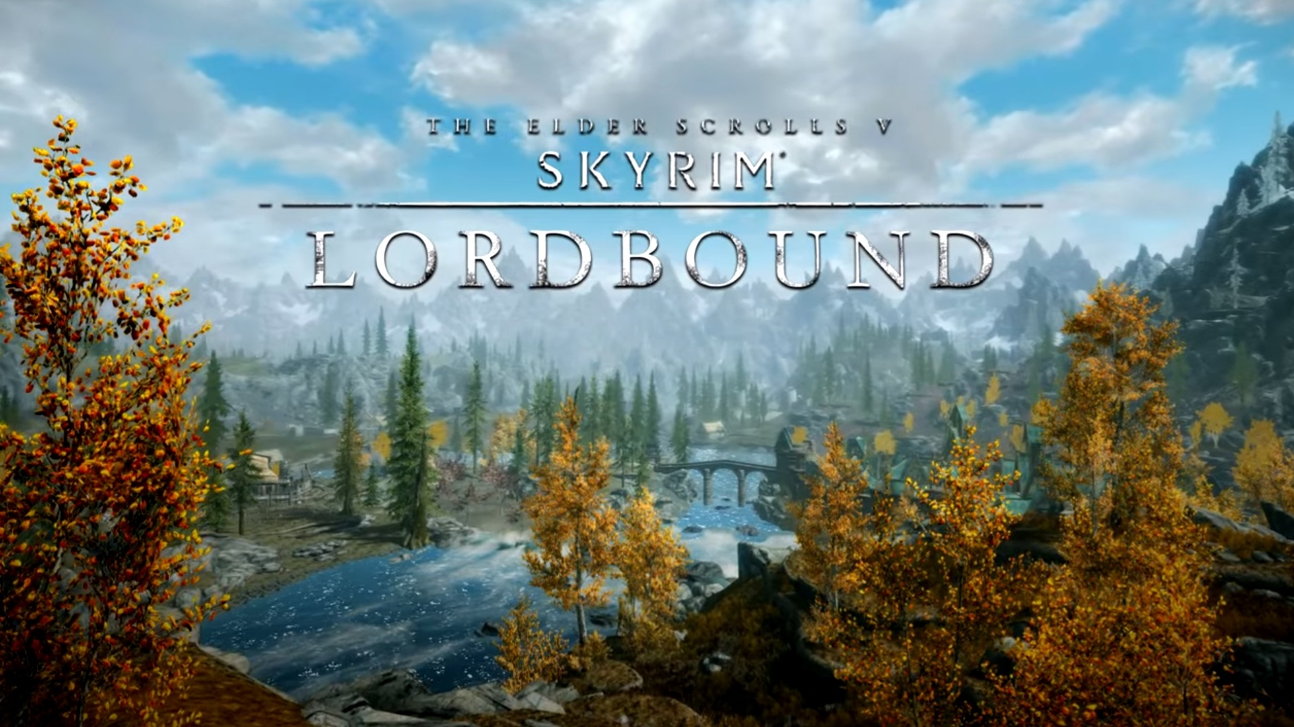 Skyrim: Lordbound mod shows enviroments | Feed4gamers