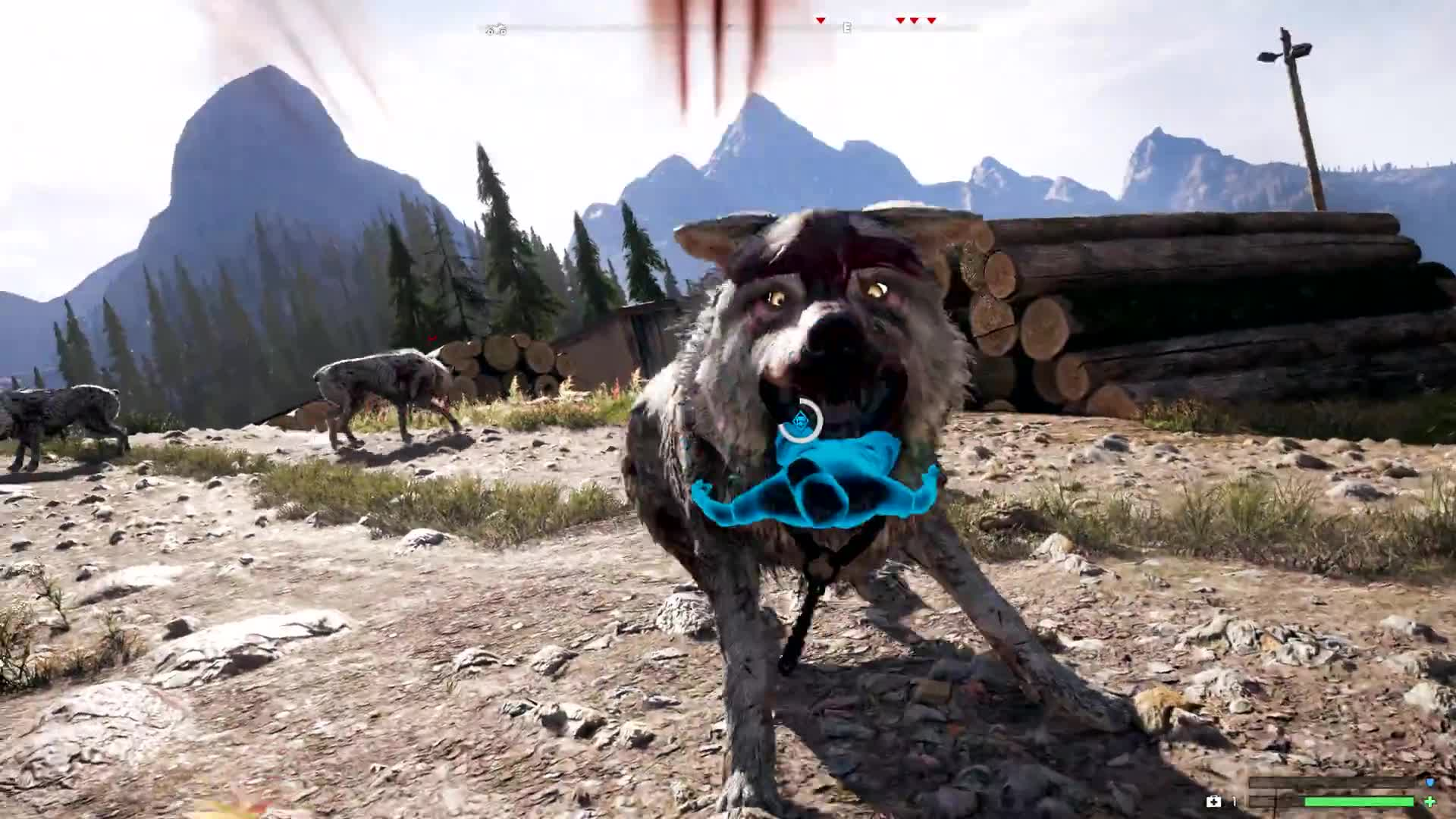 far cry 4 how to get to the mountains