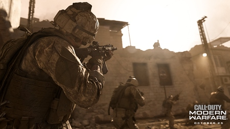 Call of Duty: Modern Warfare announced