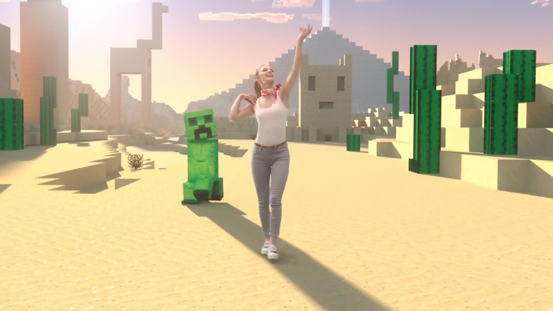 Minecraft Super Duper - Musical trailer | Feed4gamers