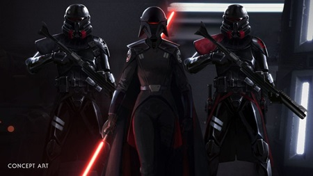 Star Wars Jedi: Fallen Order announced