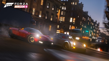 Forza Horizon 4 announced at E3 2018