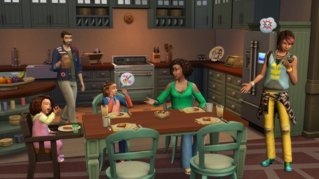 Sims 4 Parenthood DLC announced