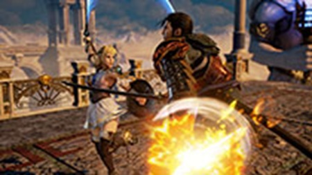 Soul Calibur VI announced, shows first gameplay