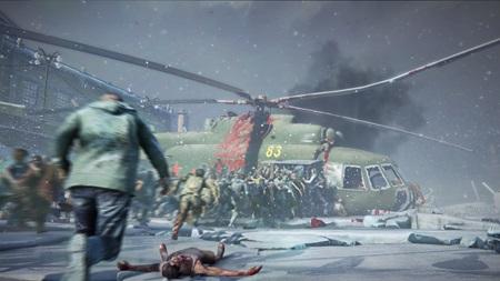 World War Z game announced