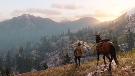 Red Dead Redemption 2 delayed again