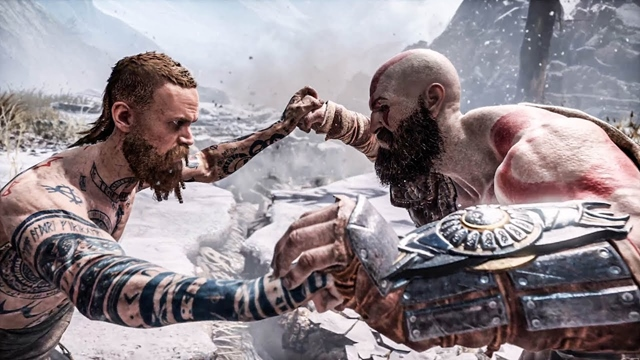 Why Did Kratos Need a Stunt Double for God of War?