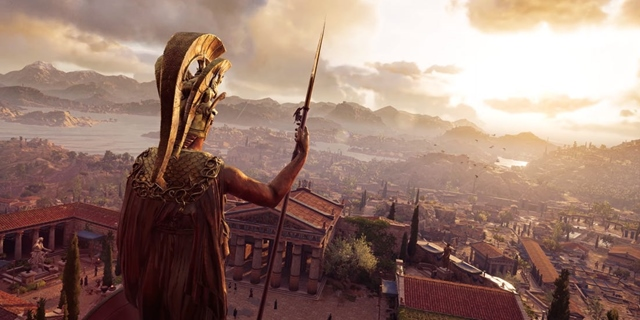 Interview: Cristian Chihaia from Ubisoft on art direction of Assassin's Creed games