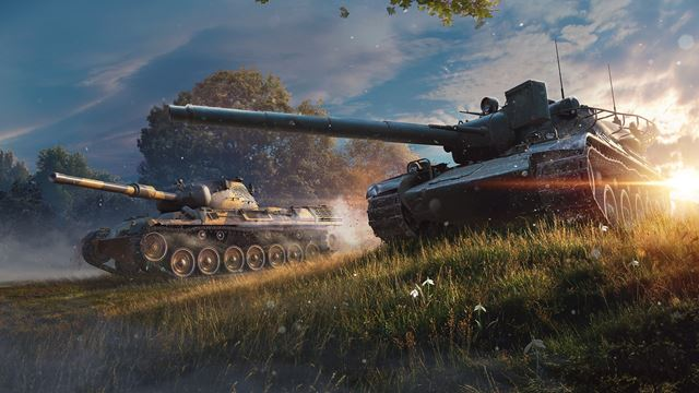 The past, the present and the future of World of Tanks Blitz