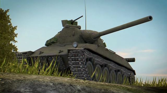 Creating Czechoslovak branch for World of Tanks Blitz