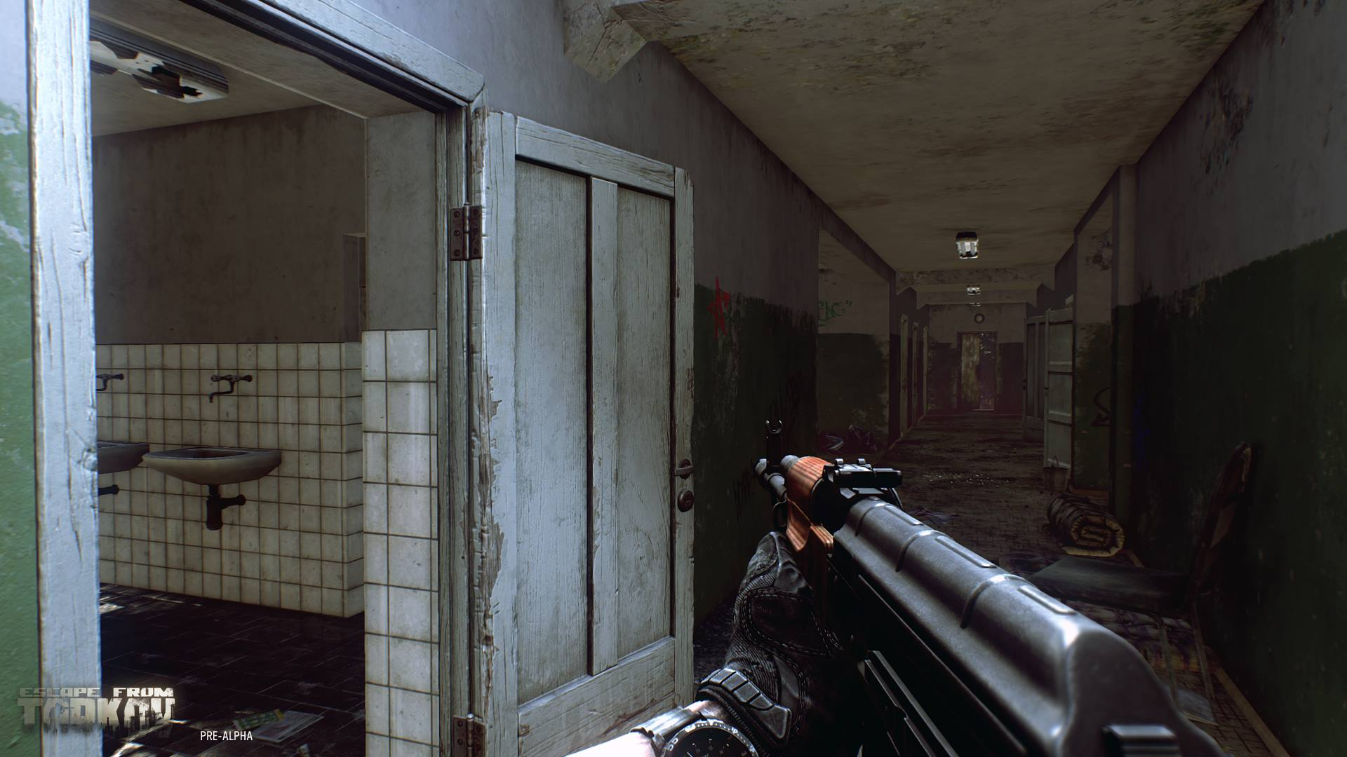 Another set of new Escape from Tarkov screenshots | Feed4gamers