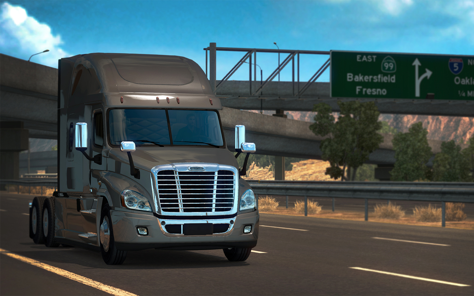 American Truck Simulator starts with two trucks | Feed4gamers