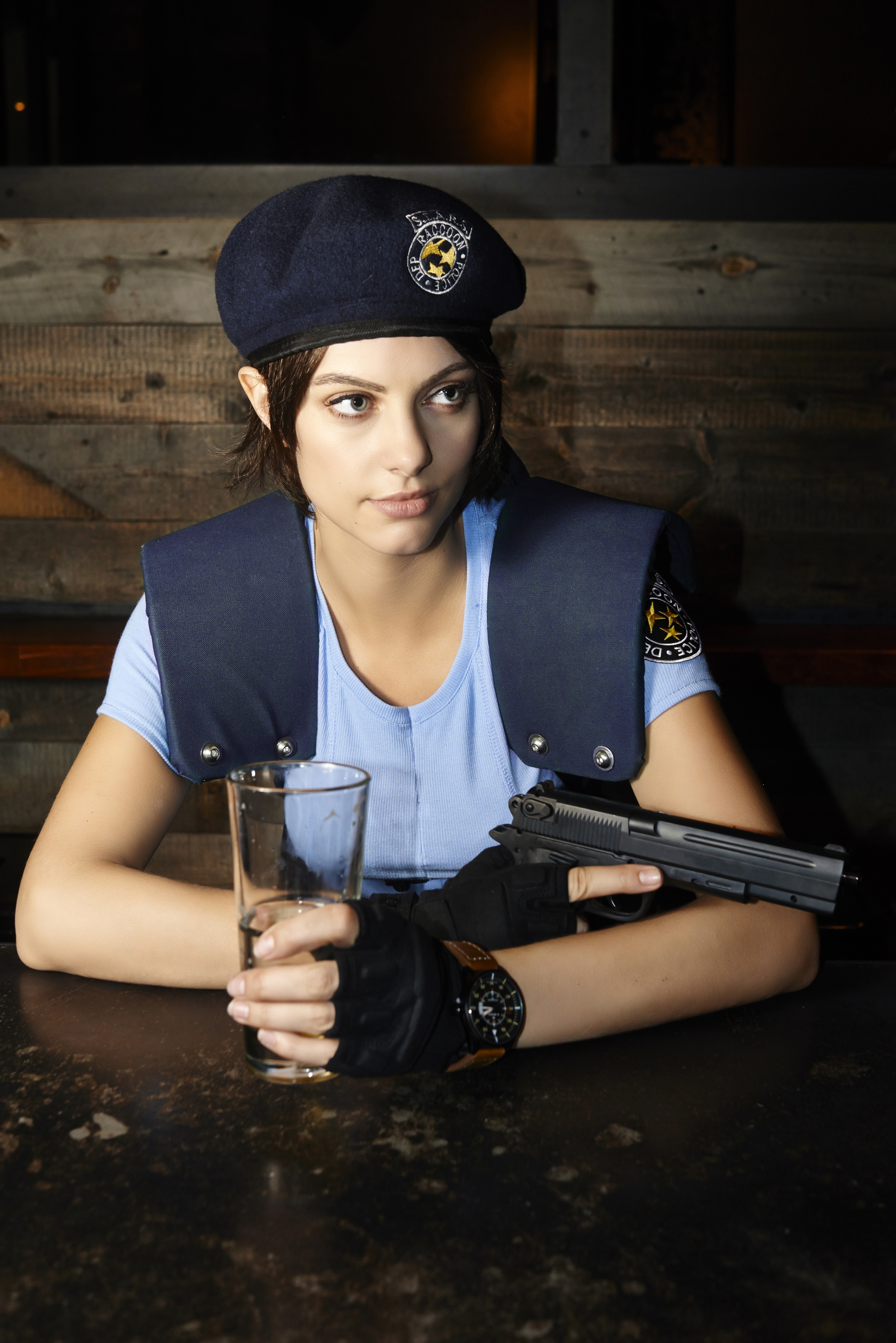 Cosplay Jill Valentine Feed4gamers