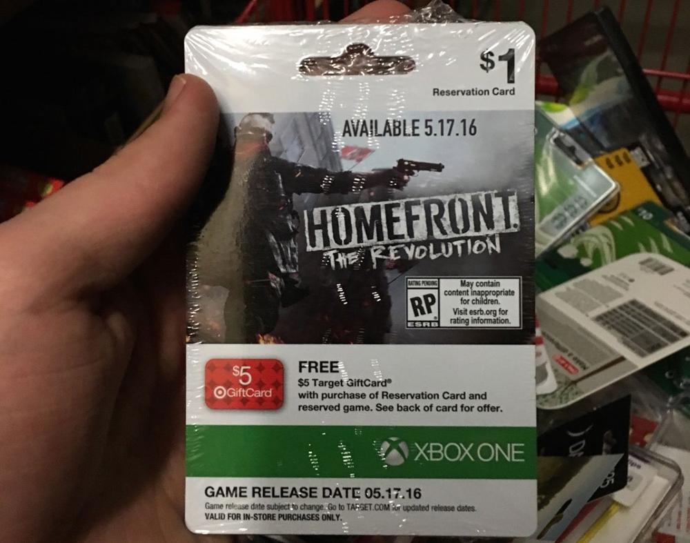 Homefront 2 release date in Australia