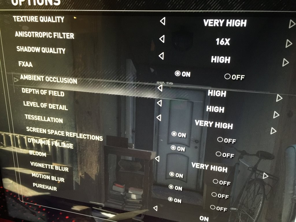 PC settings for Rise of the Tomb Raider | Feed4gamers