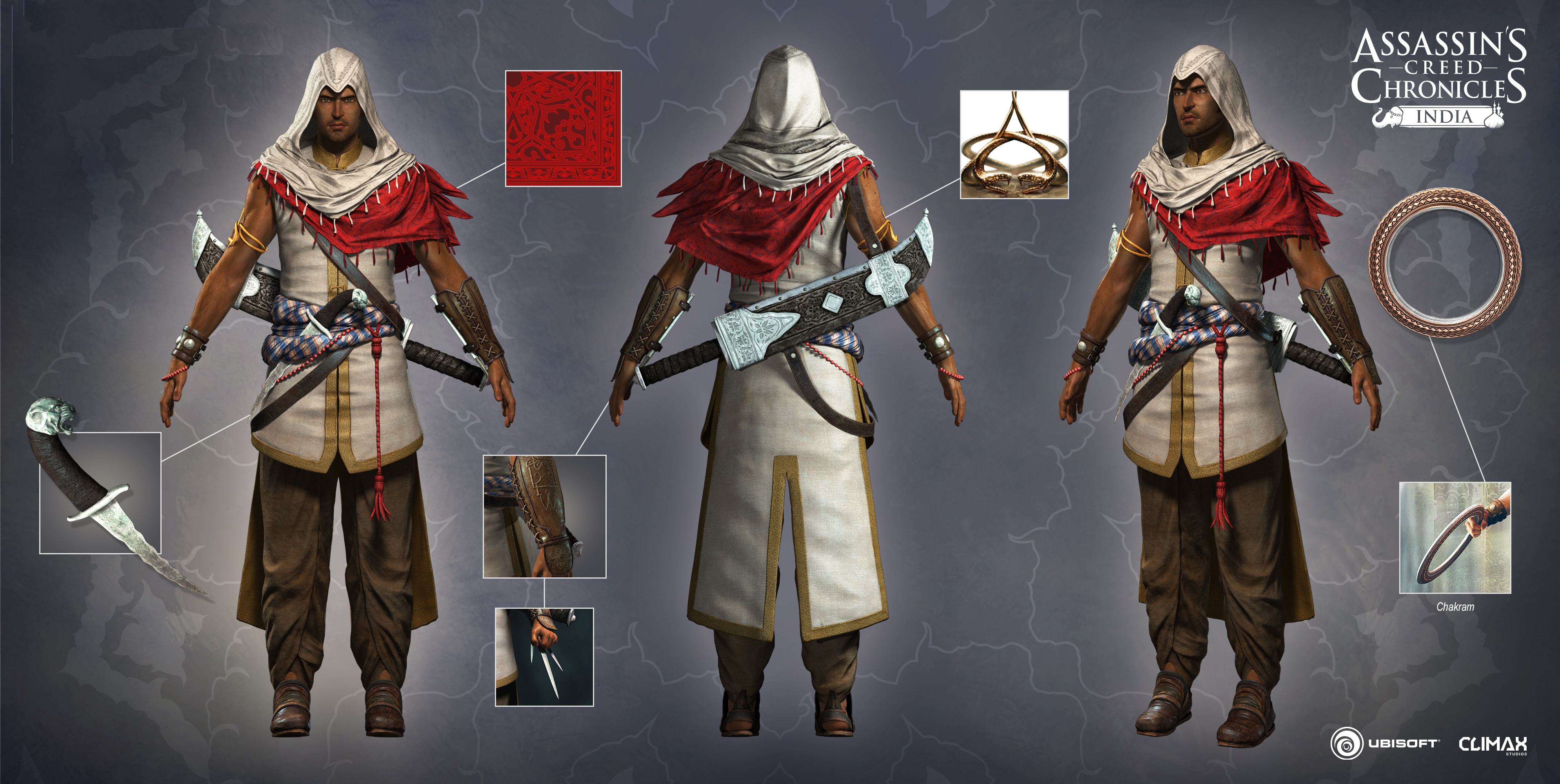 costume assassin's creed amazon