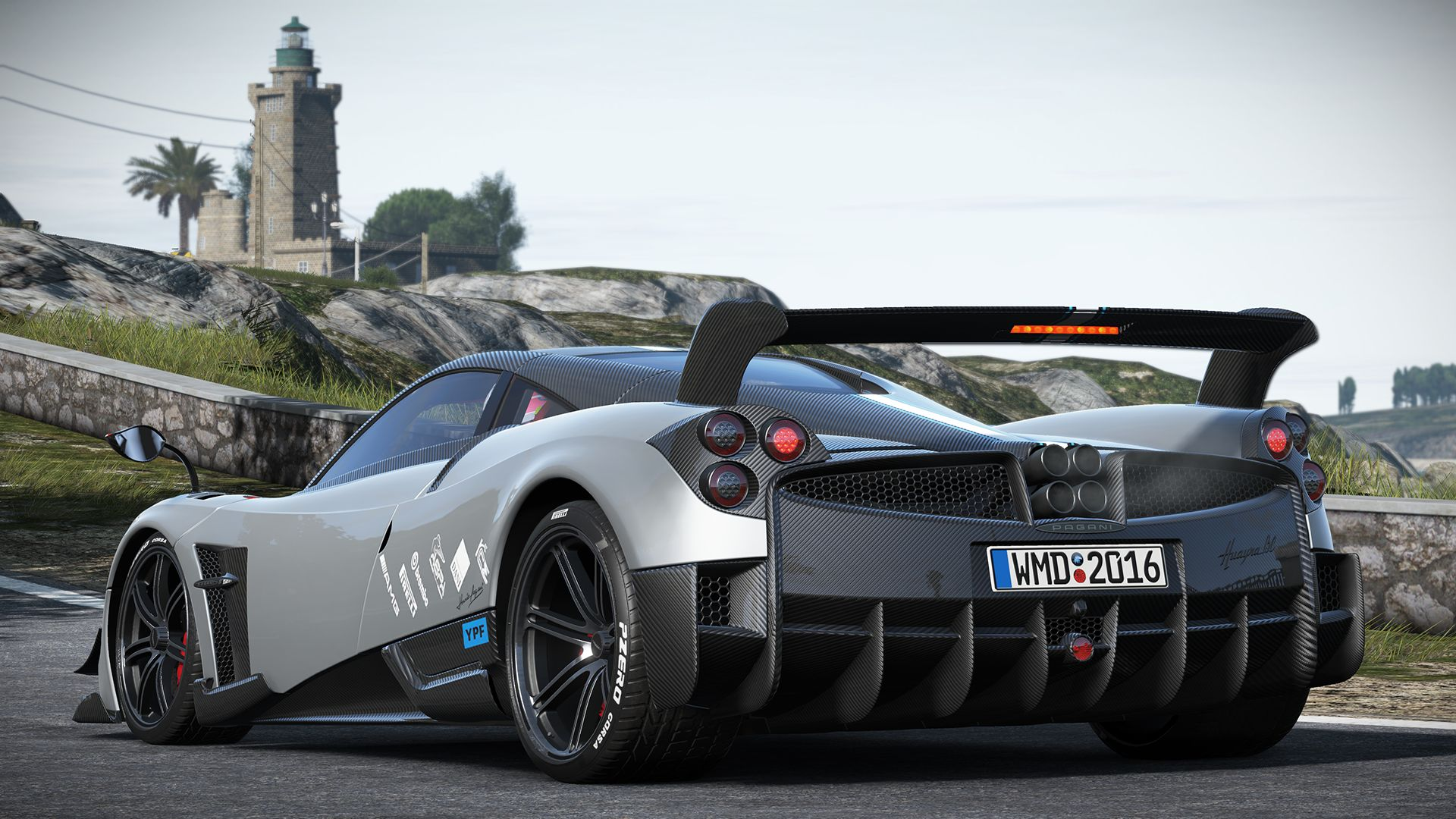 Project Cars Pagani Edition Is Free On Steam