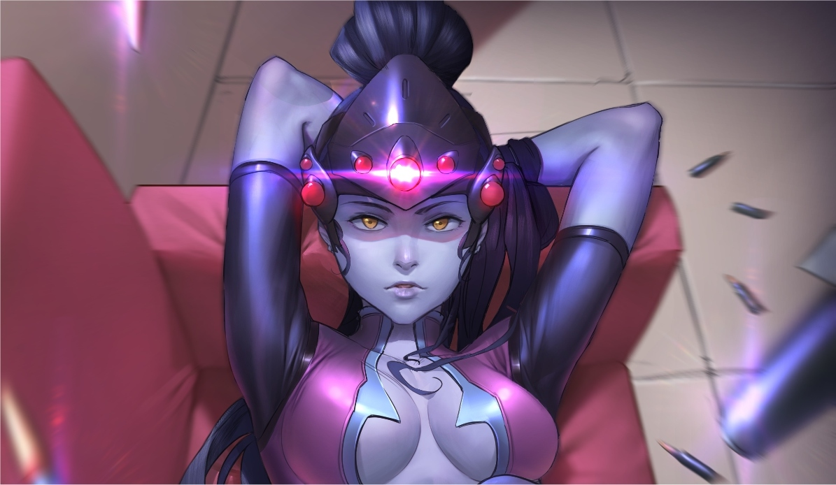 widowmaker rule 34