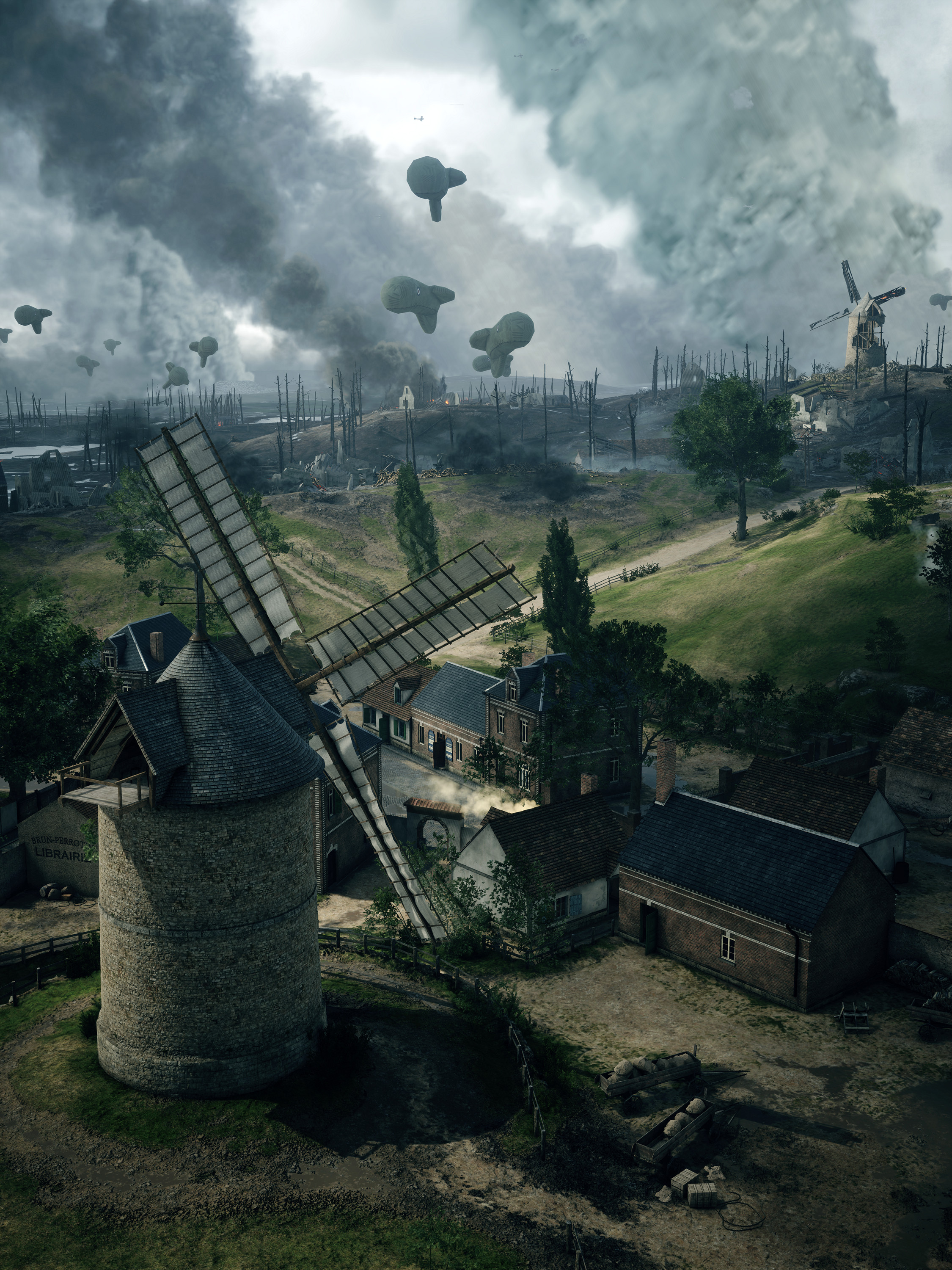 Battlefield 1 alpha test shows Domination Mode and ...