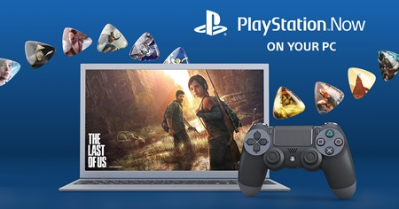PlayStation titles coming to PC, via PS Now