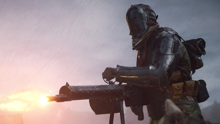 Battlefield 1 gets single player trailer