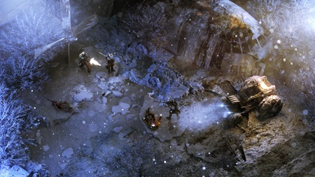 Wasteland 3 announced, brings coop