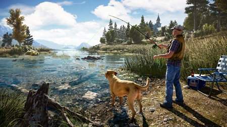 Far Cry 5 announced, shows trailer and characters