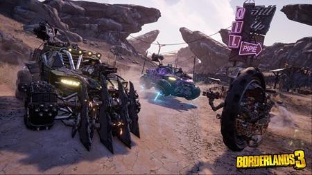 Borderlands 3 gets release date