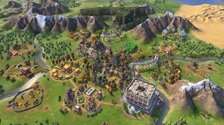 Civilization VI: Rise and Fall expansion announced