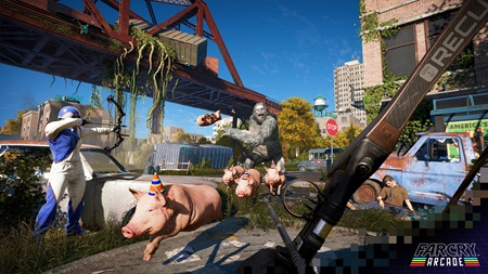 Far Cry 5 gets new Far Cry Arcade mode with map editor and multiplyaer