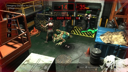 4v1 multiplayer Resident Evil game - Project Resistance, shows first gameplay